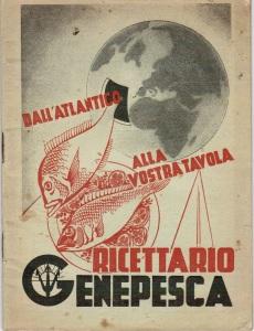 Ricettario Genepesca 1937 1